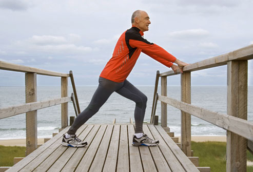 Stretches for Hip Replacement