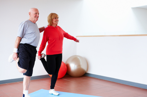 Hip and Knee Arthritis exercises and stretches
