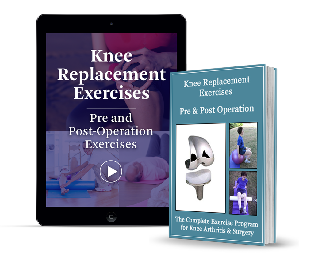 Knee Replacement Ebook and Video