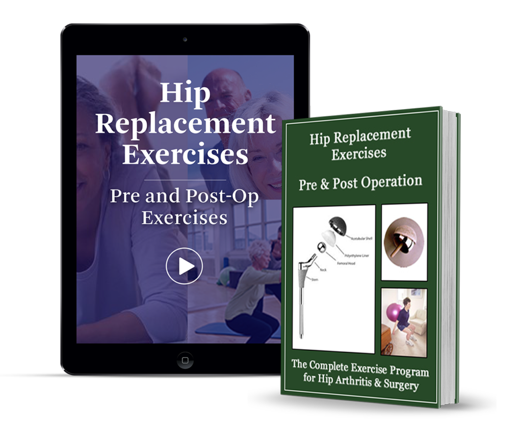 Hip Replacement Exercises Pre and Post Surgery