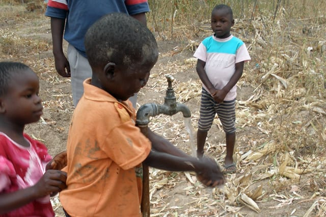Water for the warm heart of Africa