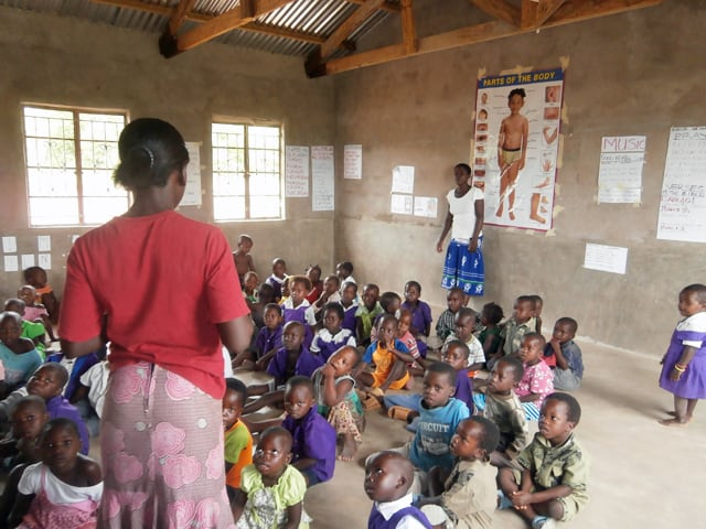 Determined to Develop builds a new nursery school 3