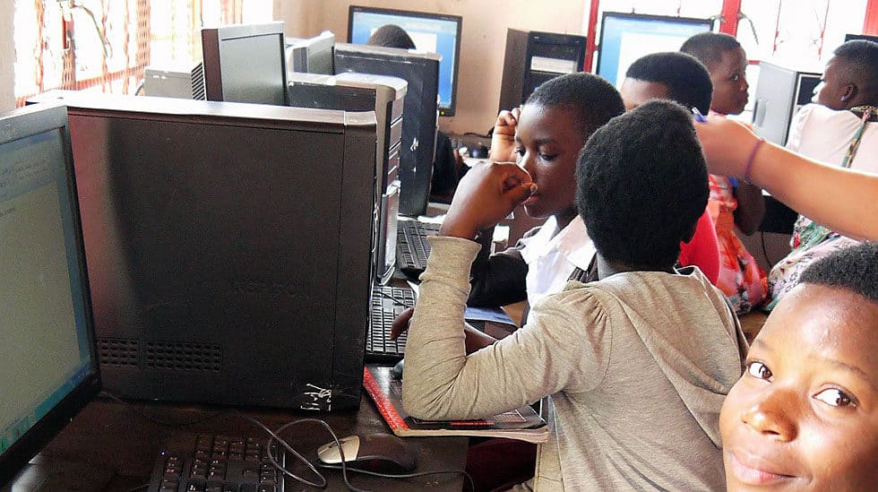 Determined to Develop Malawi Technology Center 2