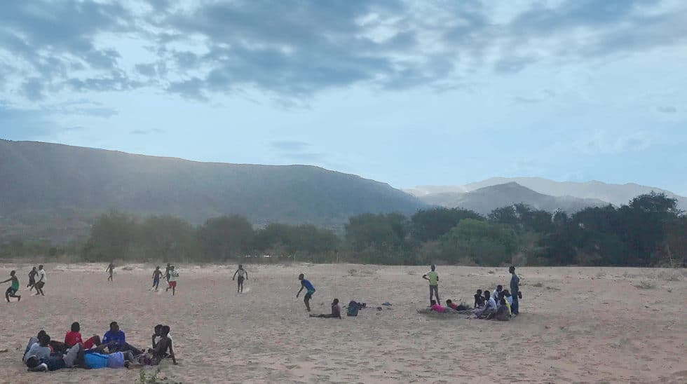 Determined to Develop Malawi Holiday