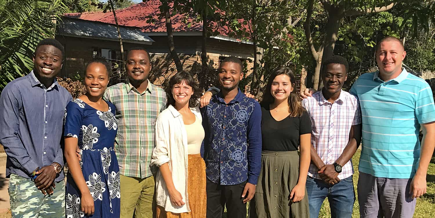 Contact Determined to Develop Malawi Staff