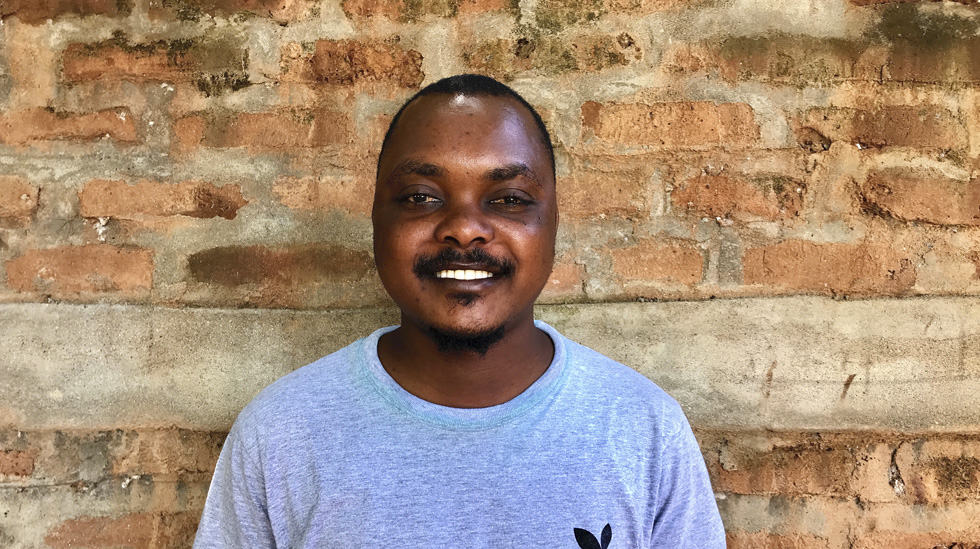 Meet Our Staff: Geoff Mzembe