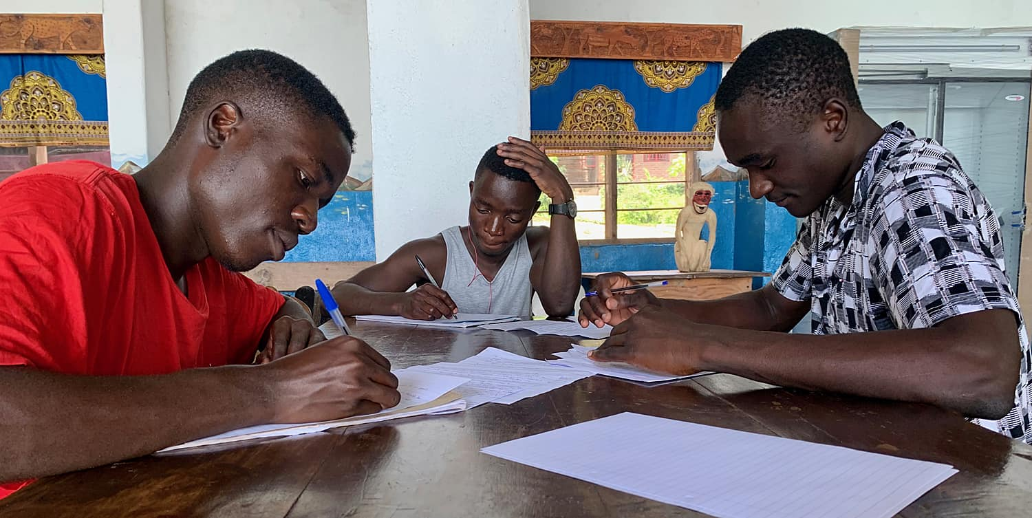 Residential Youth Program Determined to Develop Malawi