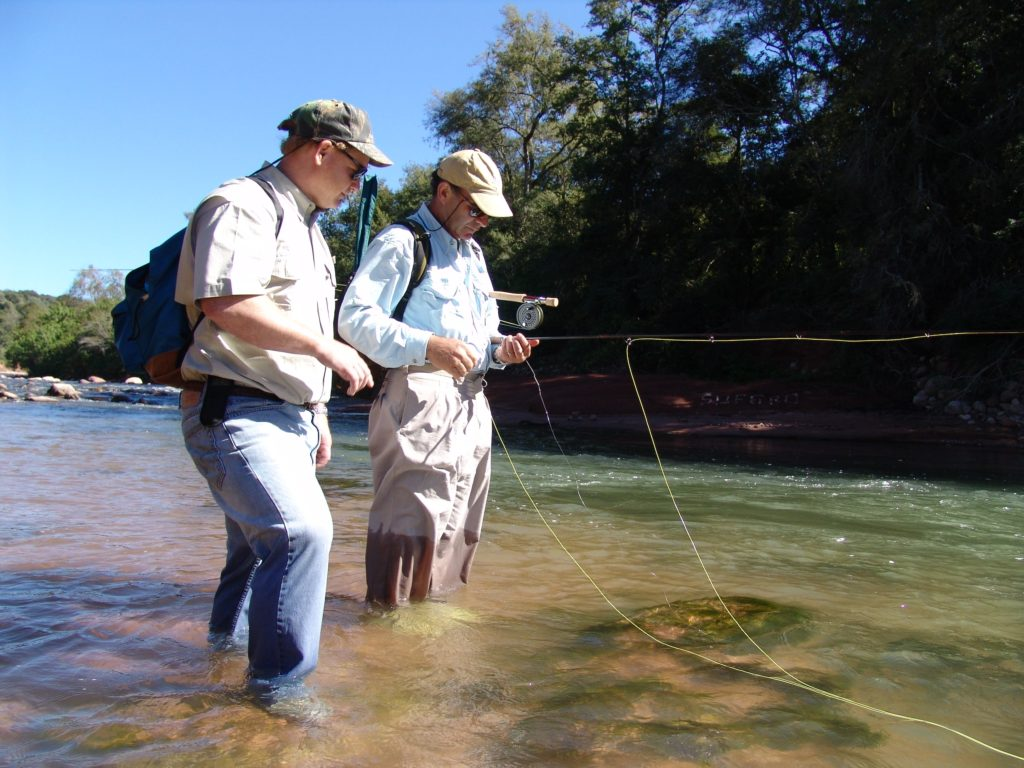 Flyfishing Dorado
