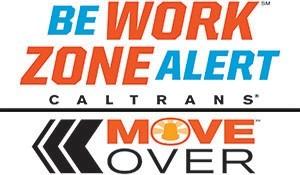 Caltrans Work Zone Logo