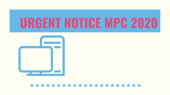 Urgent Notice
