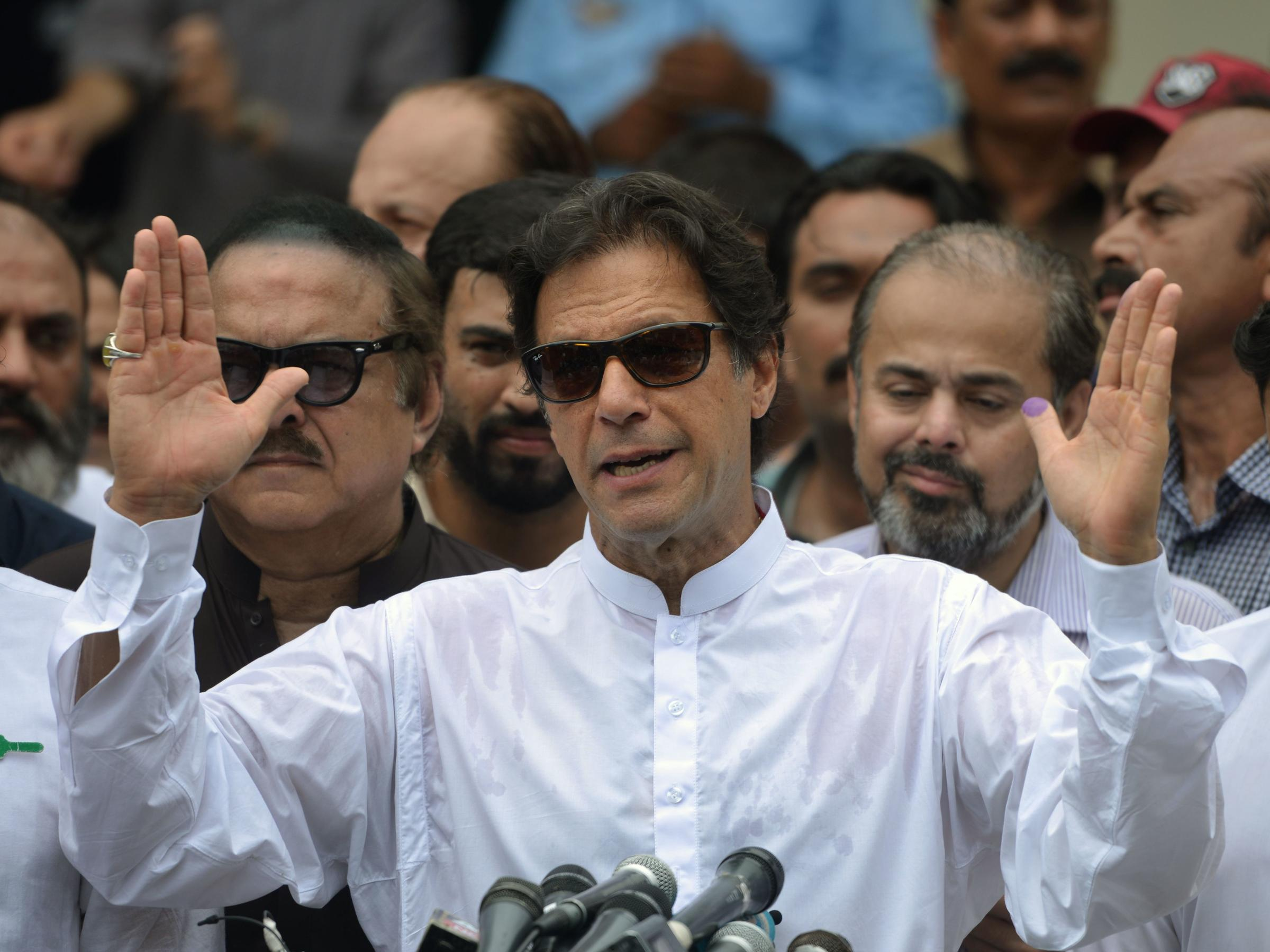 Imran Khan To Become The Prime Minister of Pakistan