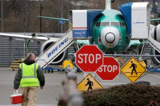 Boeing to Temporarily Suspend the Production of Max 737