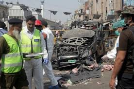 Death Toll of 10 After Suicide Blast in Pakistan