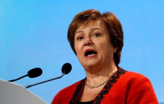 IMF's Georgieva says lack of reforms is hurting global economy