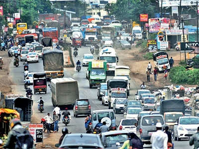 Wagholi-Shikarapur road to be widened up to six-lanes by the end of May