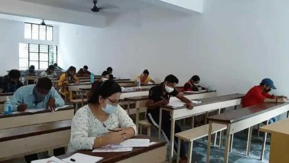 Over 15 lakh students appear for NEET exams amidst rising coronavirus cases