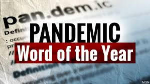 'Pandemic' named the word of 2020