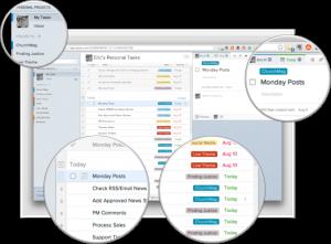 Management Tools Asana Screen