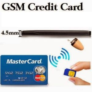 GSM BLUETOOTH CREDIT CARD SETUP