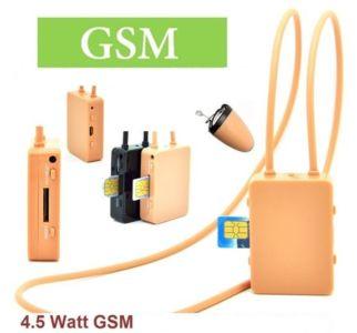 GSM NECKLOOP WITH WIRELESS EARPIECE