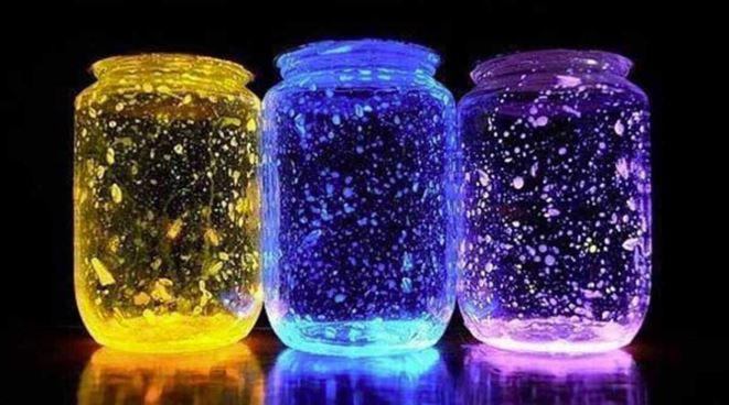Resultado final para los envases de luces
