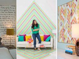 15 ideas para decorar tus paredes de forma original