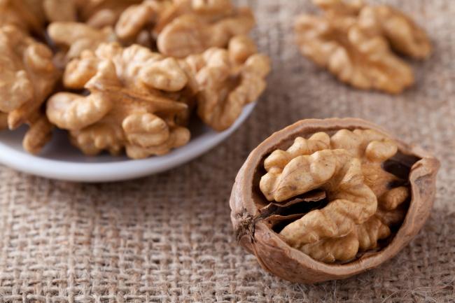 Mantén el olor y sabor de las nueces