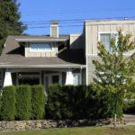 This is my home in Kirkland, Washington (directly east of Seattle across Lake Washington).