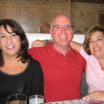 My sisters Cheryl & Mindy with me