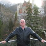 This photo was taken November 2009 on my trip to Germany (that's Neuschwanstein Castle in the background).