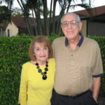 Here are my parents, Carl and Diane.  This photo was taken on my November 2009 trip to visit them in Florida.