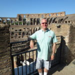 At the Roman Colosseum (June 2015)