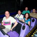 #1,000: Space Mountain, Hong Kong Disneyland, Hong Kong, China