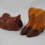 Opryland saddle & boots