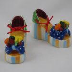 Carmen Miranda platform shoes