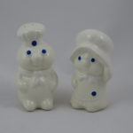 Pillsbury Dough Boy & Girl