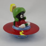 Marvin the Martian & Flying saucer