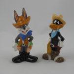 Bugs Bunny & Daffy Duck