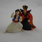 Aladdin & Jafar