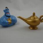 Genie & Aladdin's Lamp