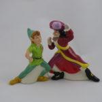 Peter Pan & Captain Hook