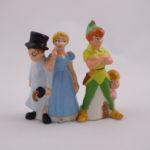 John, Wendy, Peter Pan, & Michael