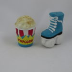Popcorn & roller skate