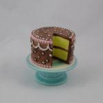 Cake & pedistal stand