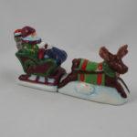 Santa & Reindeer