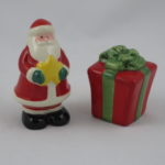 Santa & gift box