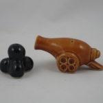 Cannon & cannonballs