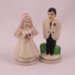 Bride & Groom - At wedding