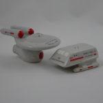 USS Enterprise & shuttlecraft