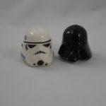 Darth Vader & Storm Trooper Helmets